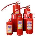 Универсальные средства пожаротушения
