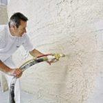 Механизированная штукатурка стен: особенности и преимущества