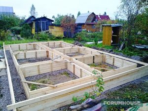 How to build a house?
