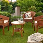Выбор садовой мебели для дачи