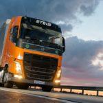 Услуги транспортной компании в сфере международных перевозок