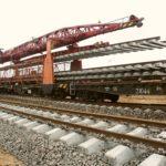 Техника для железных дорог: кран
